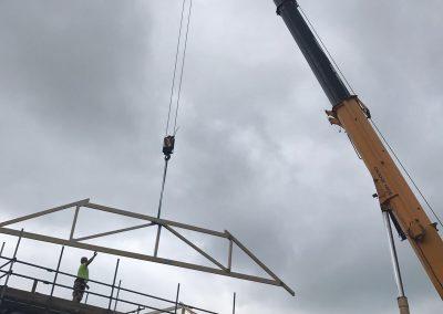 Mobile Crane Hire North West
